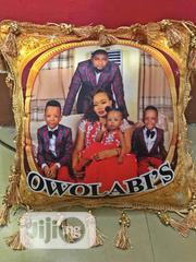 Customized Throw Pillow@Odua Model Market Ojota Lagos | Computer & IT Services for sale in Lagos State, Ojota