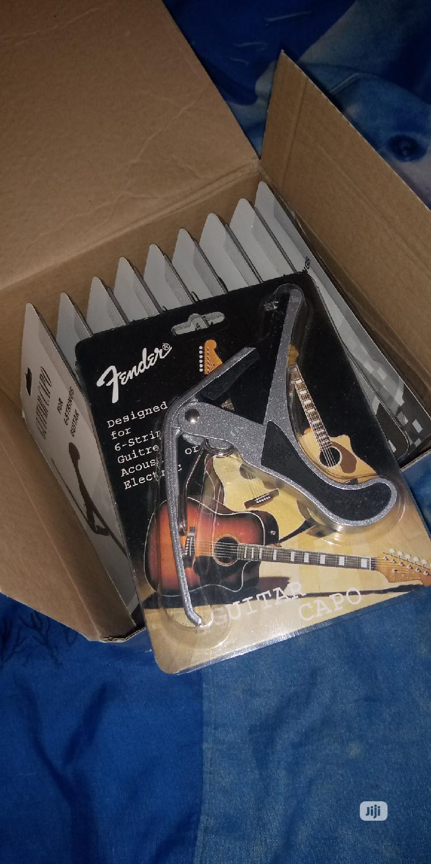 Cheap Guitar Capo | Musical Instruments & Gear for sale in Aniocha North, Delta State, Nigeria