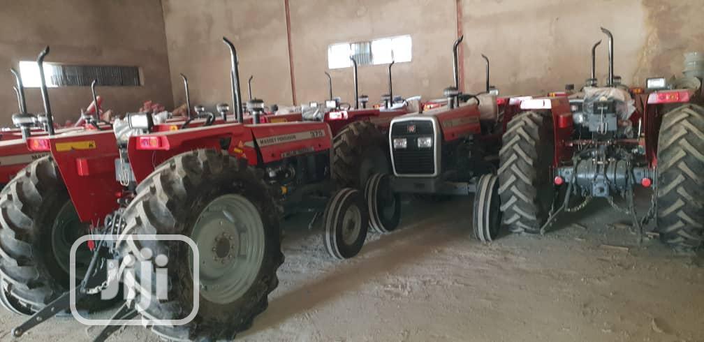 MF 375 Tractors