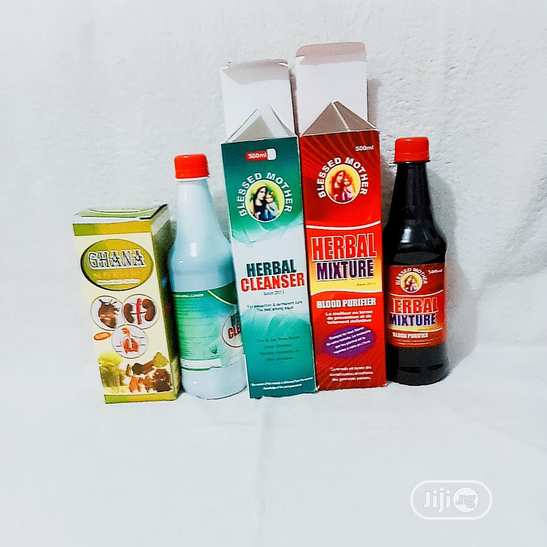 Gsc Bmhc Bmbp(Herbal Cure) | Vitamins & Supplements for sale in Lekki Phase 2, Lagos State, Nigeria