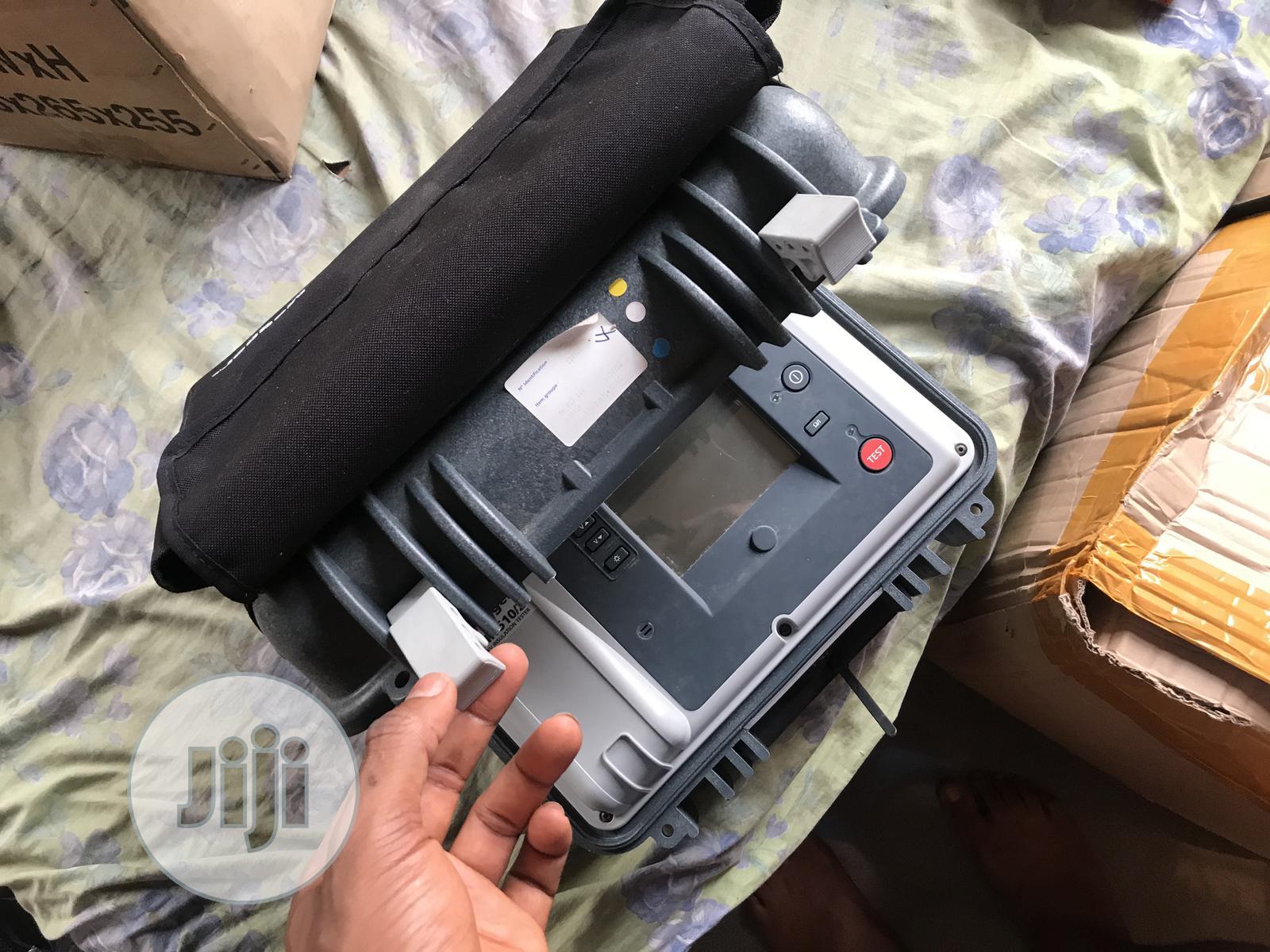 Megger 5kv Insulation Tester