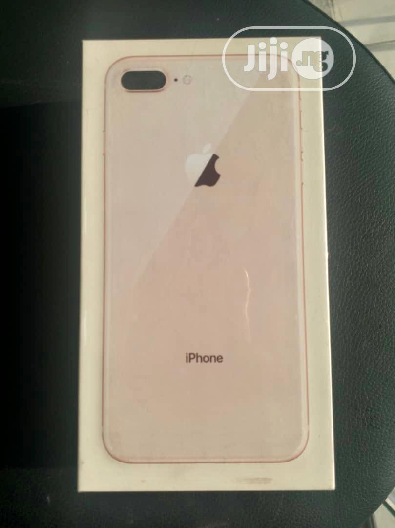 New Apple iPhone 8 Plus 256 GB Gold   Mobile Phones for sale in Ikeja, Lagos State, Nigeria