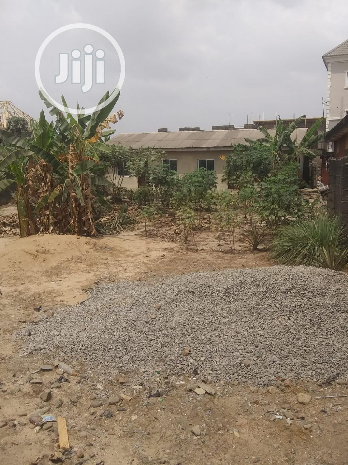 Archive: A Plot Of Land With C Of O For Sale,