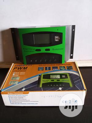 PWM Solar Charge Controller (12-24V/30A)   Solar Energy for sale in Edo State, Benin City