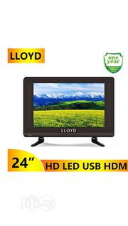 Brand New 17 Inch Lloyd Led TV for Sale | TV & DVD Equipment for sale in Niger State, Suleja