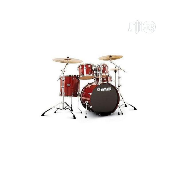 Yamaha Drum Set 5pc