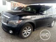 Infiniti QX 2013 Black | Cars for sale in Lagos State, Lekki Phase 2