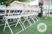 Folding Chairs For Rent At Classicus Rentals | Party, Catering & Event Services for sale in Lagos State, Surulere