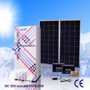 200liters SOLAR AC/DC Refrigerator With Battery And Solar Panel Combo | Solar Energy for sale in Lagos State, Ikeja
