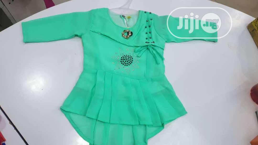 Quality Shiffon Tops For Your Baby Girl | Children's Clothing for sale in Onitsha, Anambra State, Nigeria
