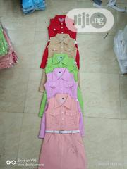 Colored Jeans Gowns | Children's Clothing for sale in Anambra State, Onitsha