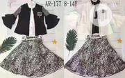 Quality Kiddies Skirt And Blouse | Children's Clothing for sale in Anambra State, Onitsha