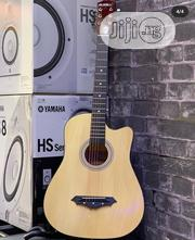 Auxell Acoustic Guitar | Musical Instruments & Gear for sale in Lagos State, Ojo