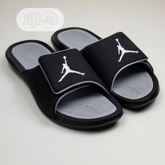 Air Jordan Slippers in Lagos Island