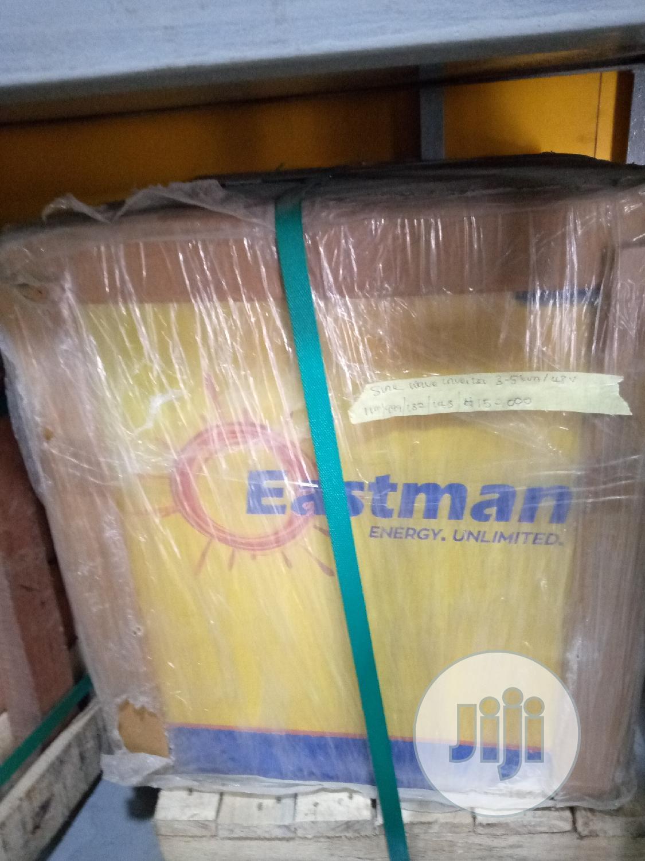 Eastman 3.5KVA/48V Inverter