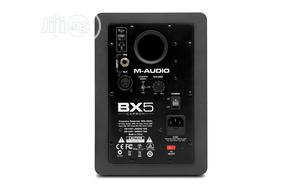 """M-Audio BX5 Carbon 5"""" Studio Monitor With Magnetic Shielding 