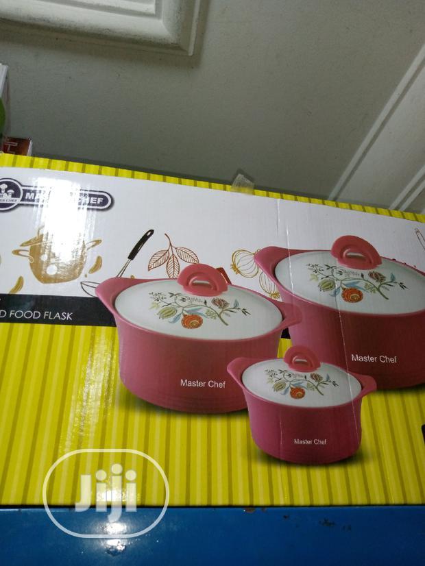 MASTERCHEF 3set Cooler
