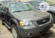 Ford Escape XLT Sport 4x4 2005 Gray | Cars for sale in Lagos State, Ikeja