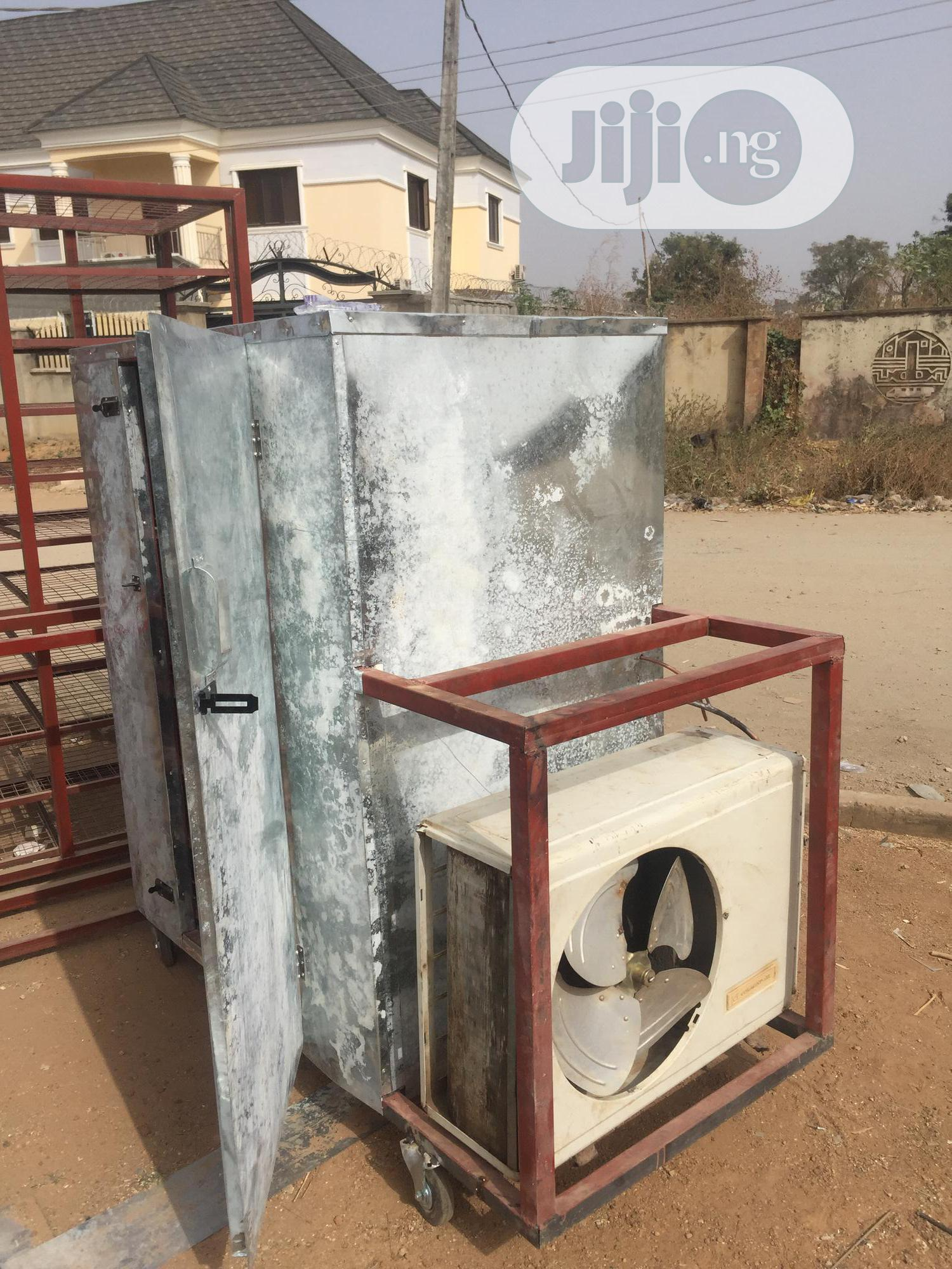 Iceblock Machine/Mobile Cold Room | Manufacturing Equipment for sale in Bwari, Abuja (FCT) State, Nigeria