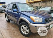 Toyota RAV4 2003 Automatic Blue | Cars for sale in Lagos State, Ikeja