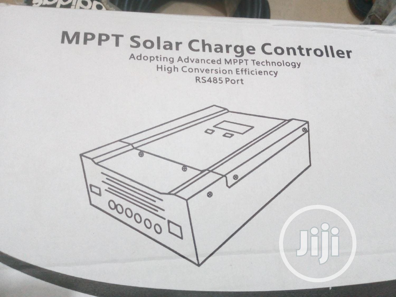 12v/ 24v/36v/48v Mppt Solar Charger Controller