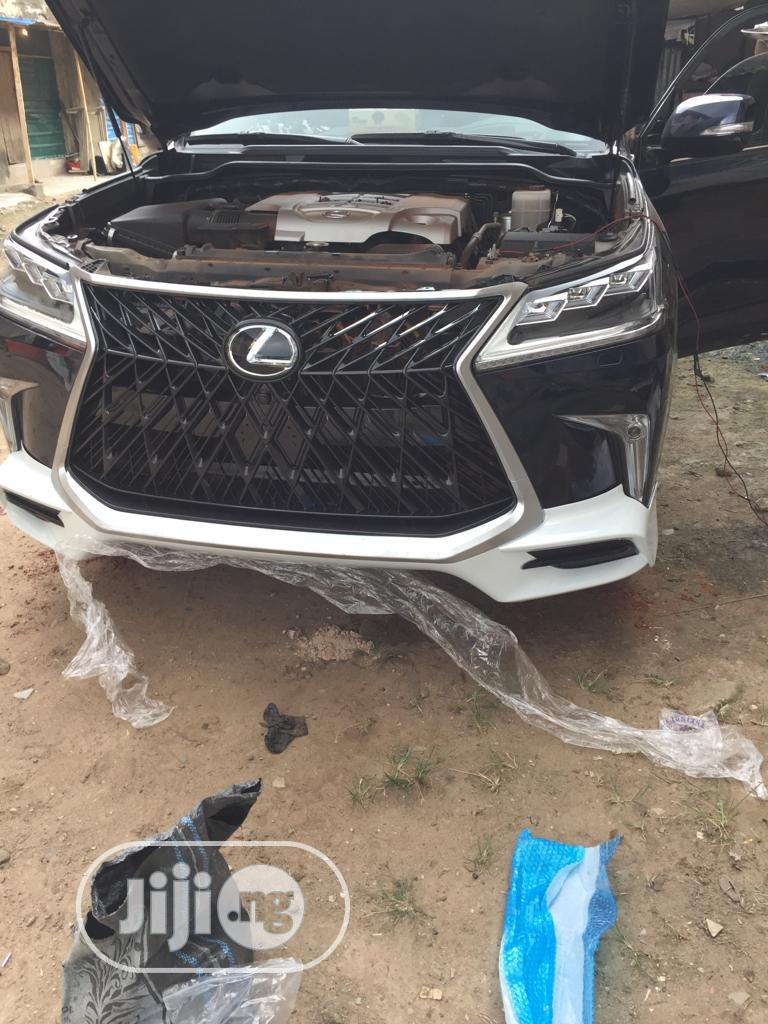 Upgrade Lx570 To 2019 Sport Edition