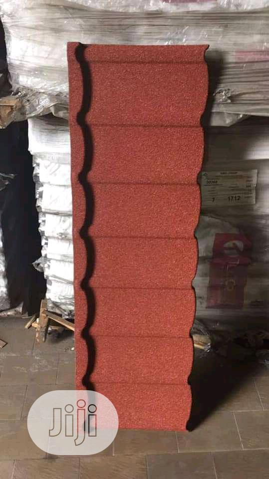 Evergreen Newzealand Wine Bond Stone Coated Roofing Sheet