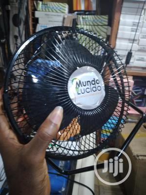 Heavy Duty Rechargeable Portable Fan   Home Appliances for sale in Lagos State, Ikeja