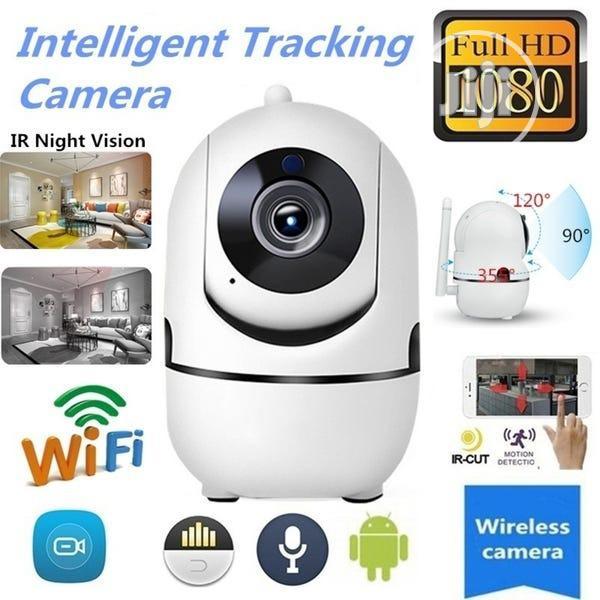 Ull HD Wireless IP Camera Wifi IP CCTV Camera