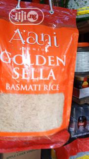 Aani Golden Sella Basmati Rice 5kg | Meals & Drinks for sale in Lagos State, Surulere