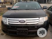 Ford Edge 2009 SE 4dr FWD (3.5L 6cyl 6A) Black | Cars for sale in Lagos State, Ibeju