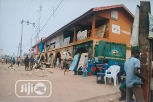 A Shopping Plaza With 18 Shops And A Foundation At The Back | Commercial Property For Rent for sale in Ogun State, Obafemi-Owode