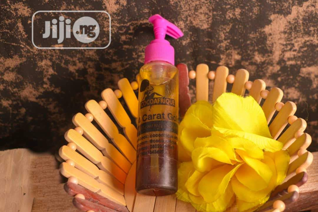 Cocoafrique 24 Carat Whitening Serum | Skin Care for sale in Nasarawa-Kano, Kano State, Nigeria