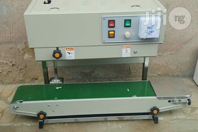 Industrial Sealing Machines