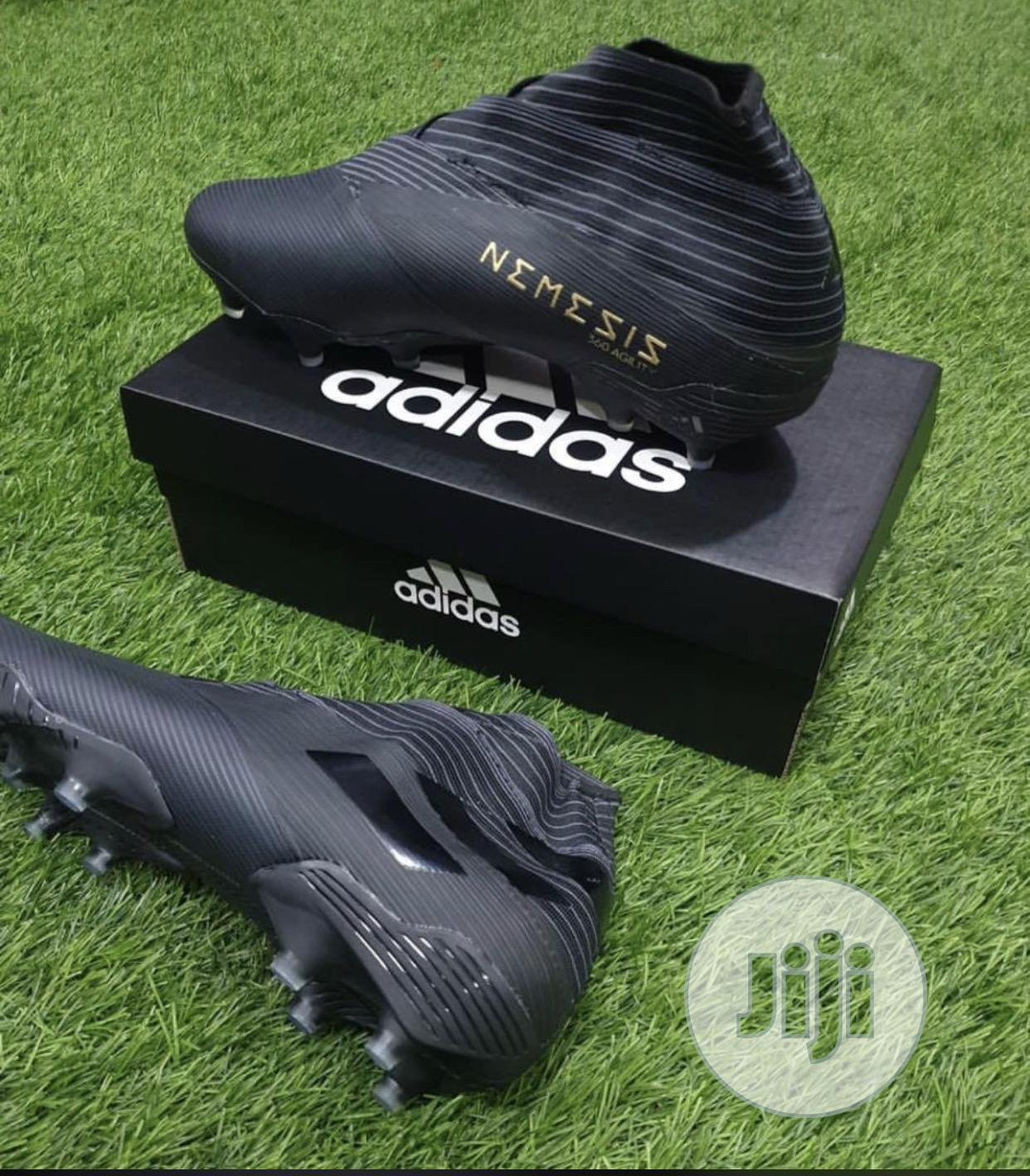 Nemesis Soccer Boot