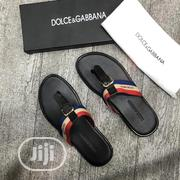 Dolce and Gabbana Palm Slipper for Men | Shoes for sale in Lagos State