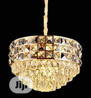 Crystal Chandelier Led and Bulb With Classic Design   Home Accessories for sale in Sokoto State, Yabo