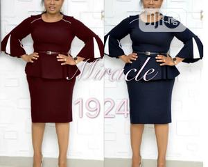 Coperate Female Skirt Blouse | Clothing for sale in Lagos State, Lagos Island (Eko)