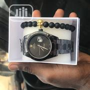 Classic Rolex Wristwatch Available in Store With Bracelet | Jewelry for sale in Lagos State, Lagos Island