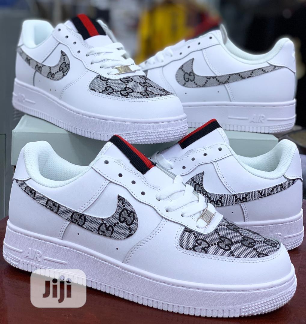 Nike X Gucci Airforce 1 in Lagos Island
