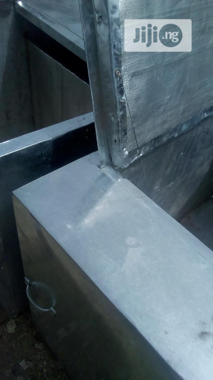 Fabricated Iceblock Making Machines   Manufacturing Equipment for sale in Nyanya, Abuja (FCT) State, Nigeria