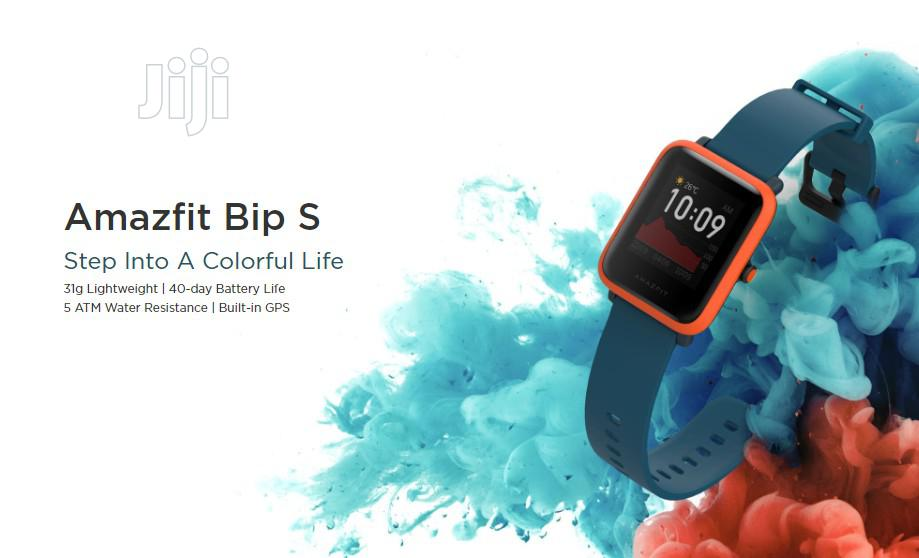 Amazfit Smart Watch (Brand New) | Smart Watches & Trackers for sale in Gbagada, Lagos State, Nigeria