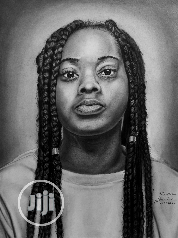 Pencil Portrait   Arts & Crafts for sale in Awka, Anambra State, Nigeria