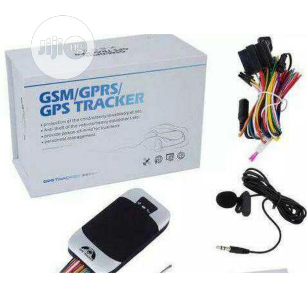 Archive: Tracker For Your Car