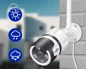 IP Camera Two-way Audio Security Waterproof Full Color Night Vision | Security & Surveillance for sale in Lagos State, Lekki