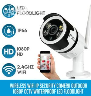 Control Night Vision Two-way Audio CCTV WIFI Security Camera   Security & Surveillance for sale in Lagos State, Victoria Island