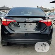 Toyota Corolla 2016 Black | Cars for sale in Lagos State, Victoria Island
