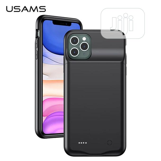 Archive: USAMS 4500mah Battery Case For iPhone 11 Pro MAX