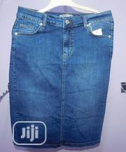 Quality and Unique Ladies Jean Skirt | Clothing for sale in Lagos State, Ojodu
