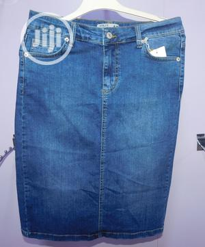 Quality and Unique Ladies Jean Skirt   Clothing for sale in Lagos State, Ojodu